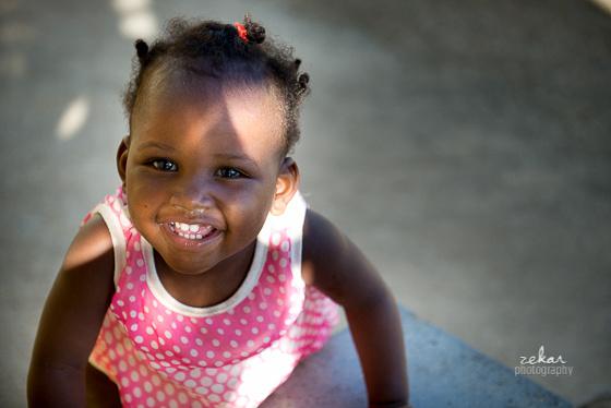beautiful dominican baby