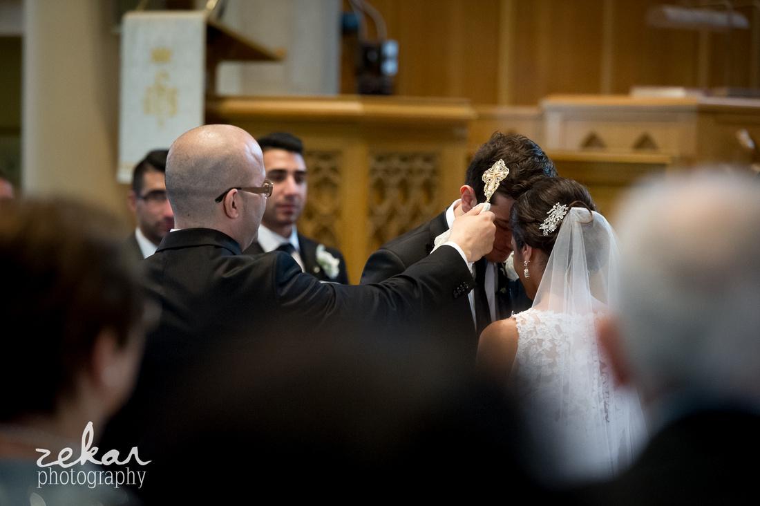 armenian blessing wedding