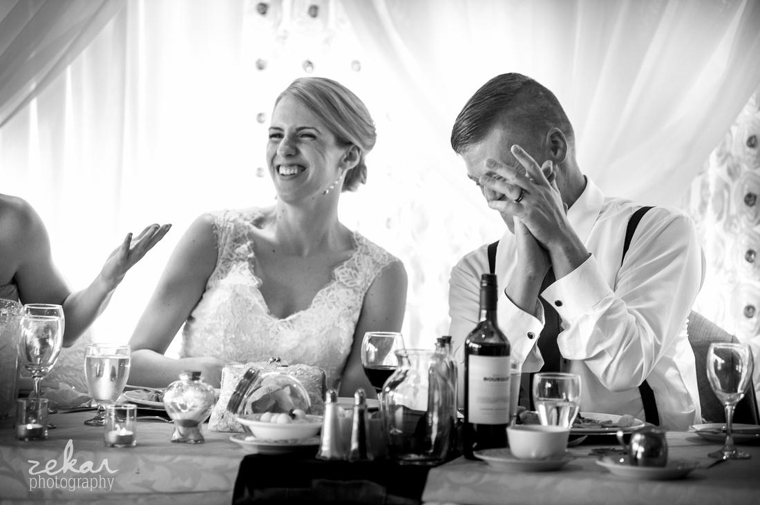 bridal reception emotional speeches