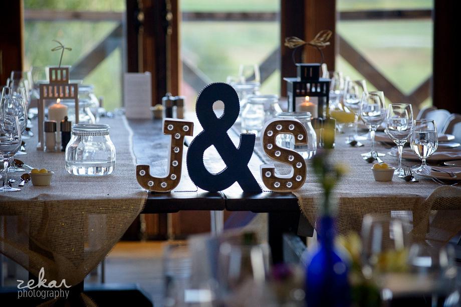rustic barn wedding bridal decor