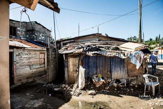 dominican slums