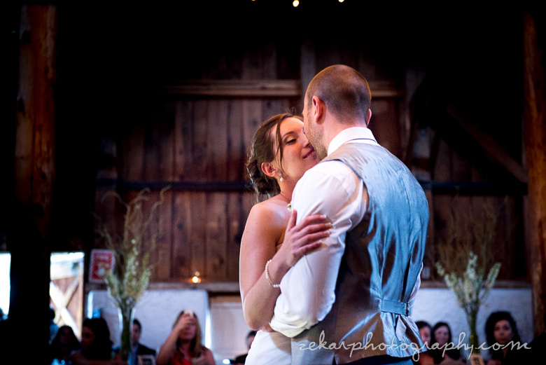 first wedding ance