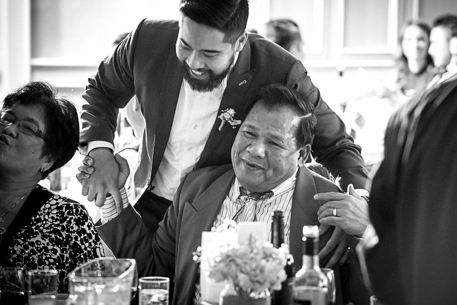 candid wedding moments