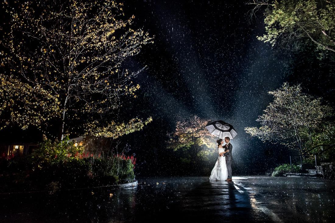 nighttime wedding photography ancaster mill hamilton ontario