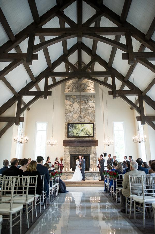 miller chapel ceremony