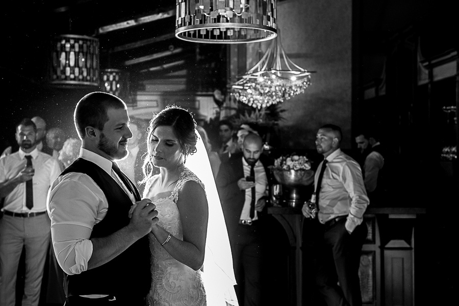 first dance ancaster mill