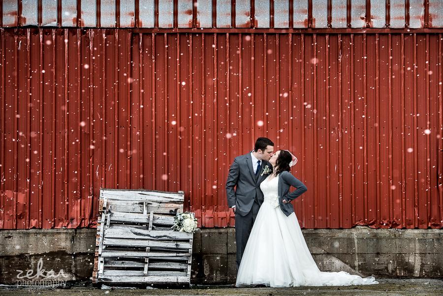 winter wedding hamilton ontario