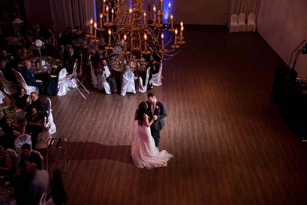 first wedding dance carmen's banquet hall