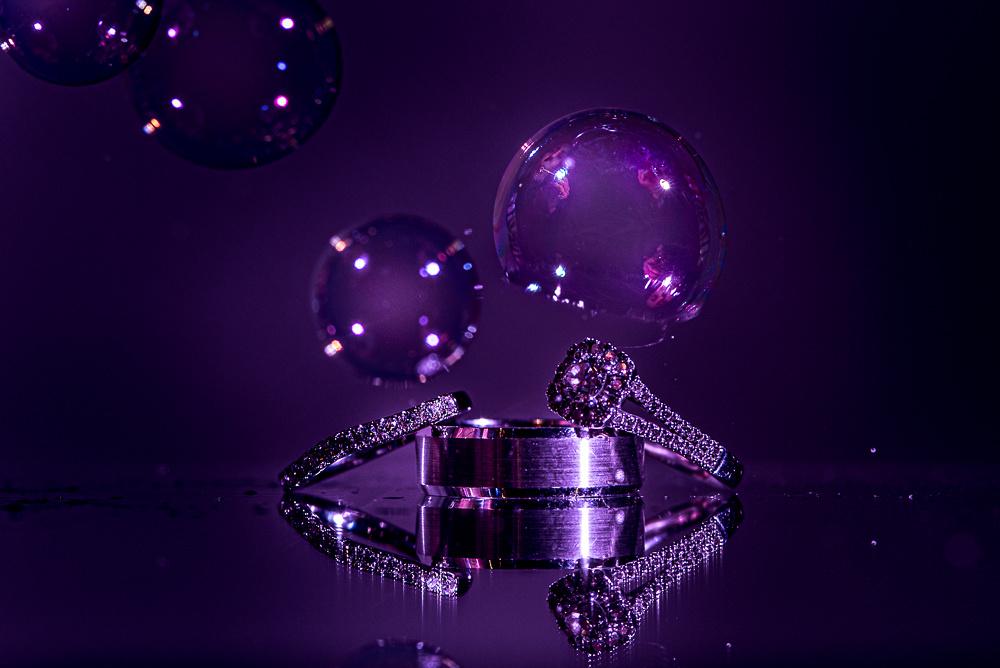bubble ring shot