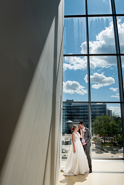 Hamilton Art Gallery Wedding by Zekar Photography