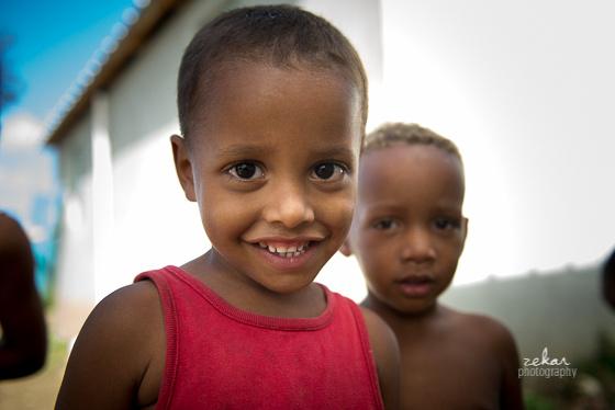 dominican little boy