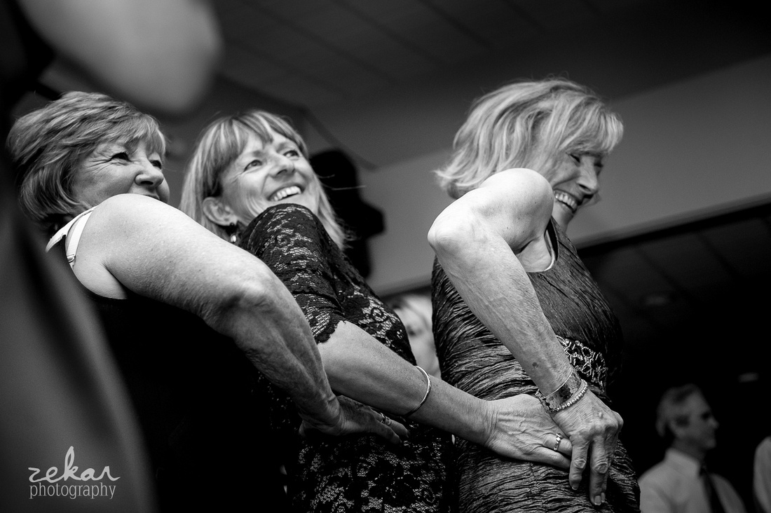 dancing party reception