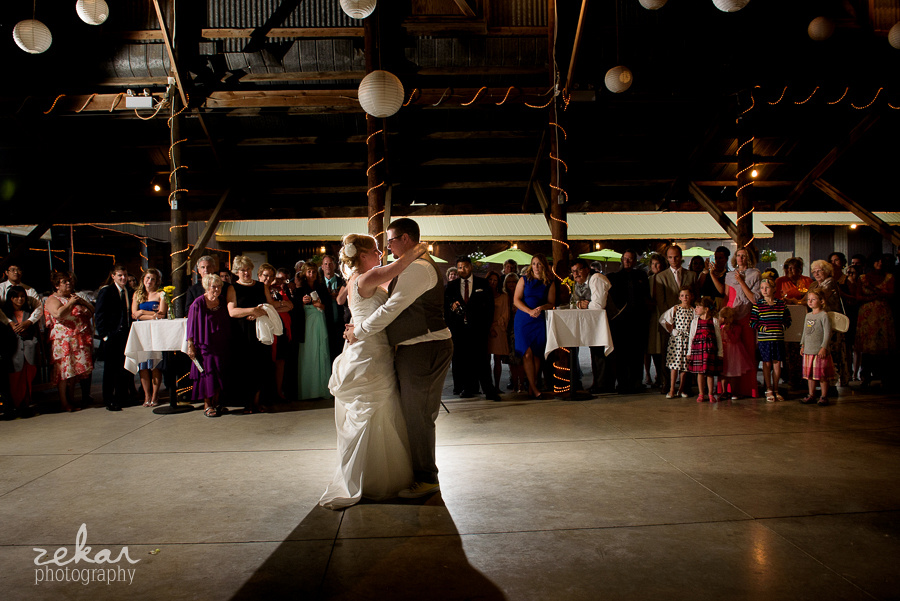 bridal first dance
