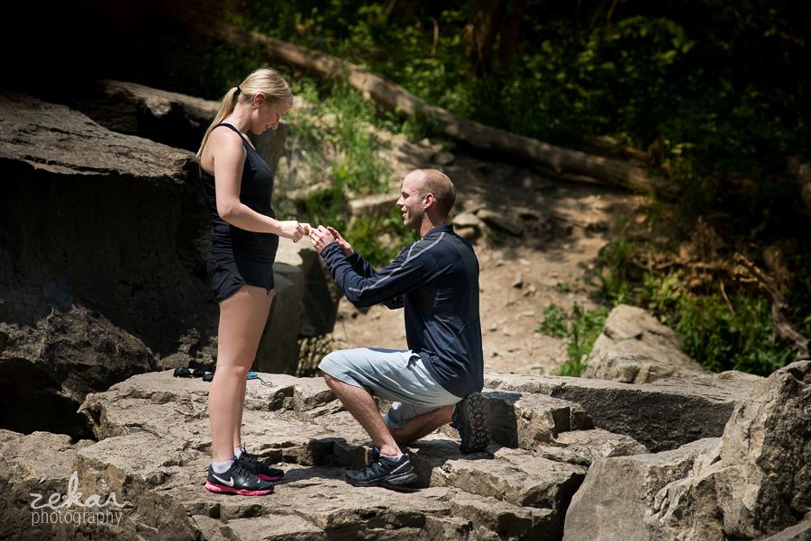 man proposal