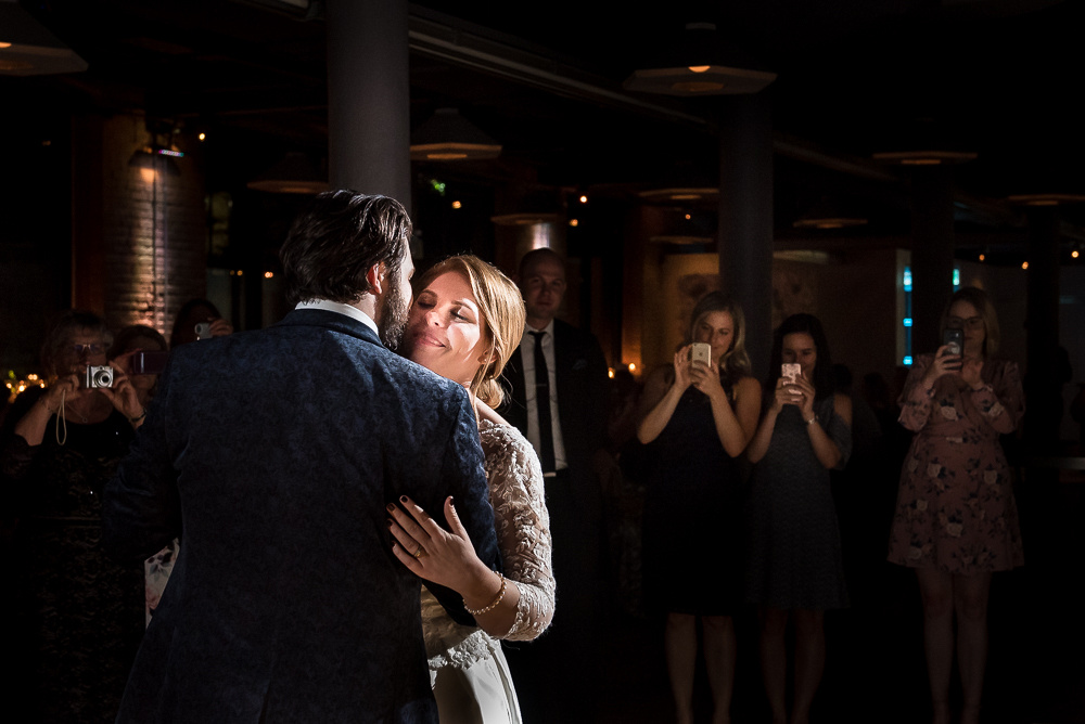 first dance and reception photography toronto ontario