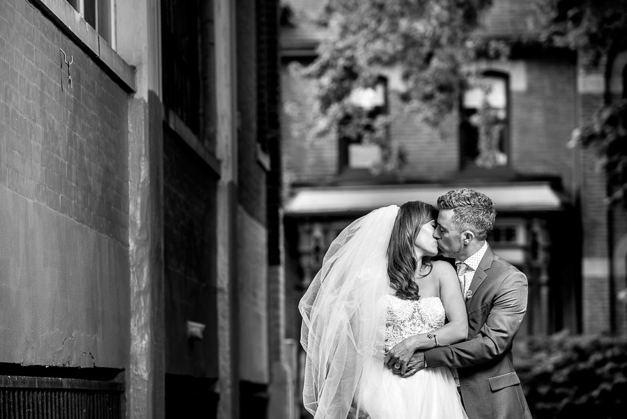 james street north wedding
