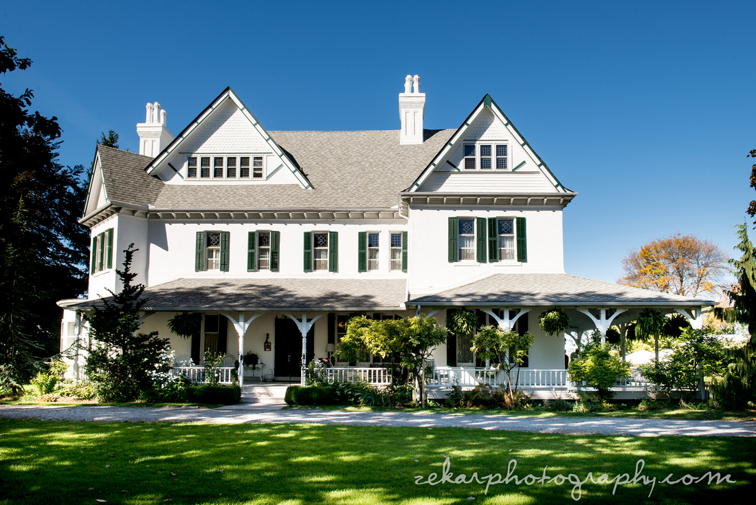 Grand Victorian Bed Breakfast Niagara On The Lake