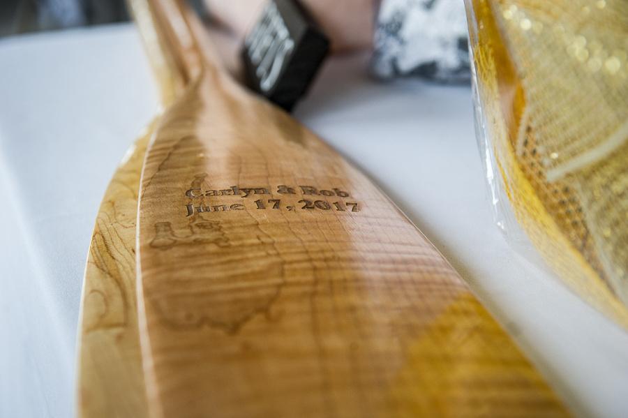 custom canoe paddles